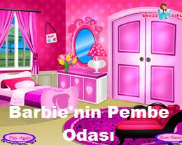 Barbie'nin Pembe Odası