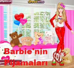 Barbie'nin Pijamaları