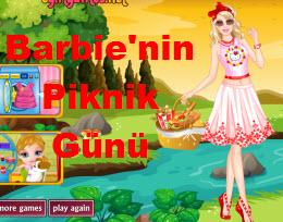 Barbie'nin Piknik Günü