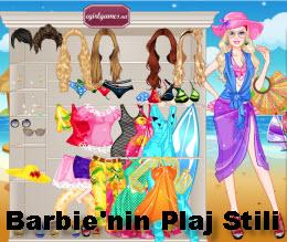 Barbie'nin Plaj Stili