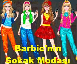 Barbie'nin Sokak Modası