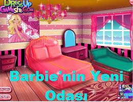 Barbie'nin Yeni Odası