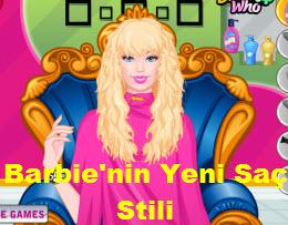 Barbie'nin Yeni Saç Stili