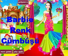 Barbie Renk Cümbüşü