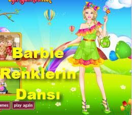 Barbie Renklerin  Dansı