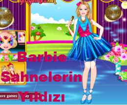 Barbie Sahnelerin Yıldızı