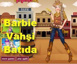 Barbie Vahşi Batıda