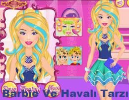 Barbie Ve Havalı Tarzı