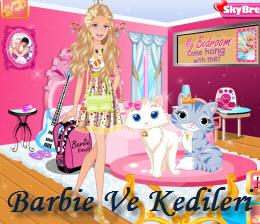 Barbie Ve Kedileri
