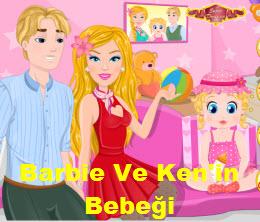 Barbie Ve Ken'in Bebeği