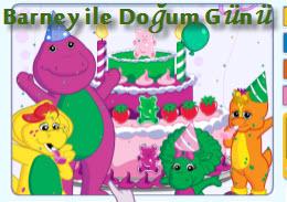 Barney İle Doğum Günü