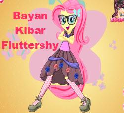 Bayan  Kibar Fluttershy