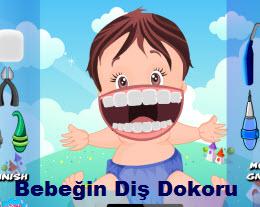 Bebeğin Diş Dokoru