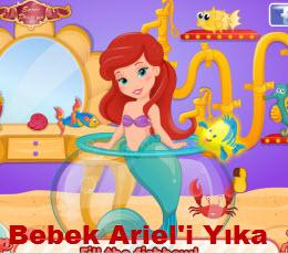 Bebek Ariel'i Yıka