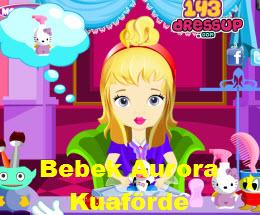 Bebek Aurora Kuaförde