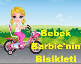 Bebek Barbie'nin Bisikleti