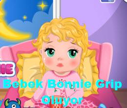 Bebek Bonnie Grip Oluyor