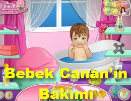 Bebek Canan'ın Bakımı