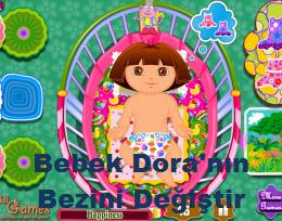 Bebek Dora'nın Bezini Değiştir