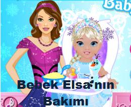 Bebek Elsa'nın Bakımı