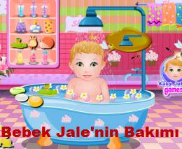 Bebek Jale'nin Bakımı