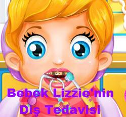 Bebek Lizzie'nin Diş Tedavisi