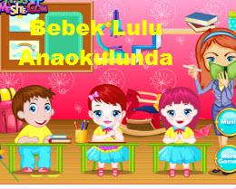 Bebek Lulu Anaokulunda