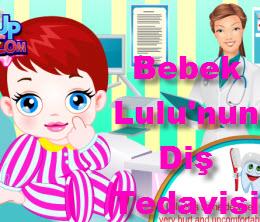 Bebek Lulu'nun Diş Tedavisi