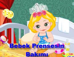 Bebek Prensesin Bakımı