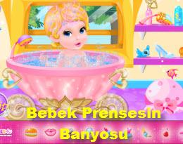 Bebek Prensesin Banyosu