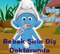 Bebek Şirin Diş Doktorunda