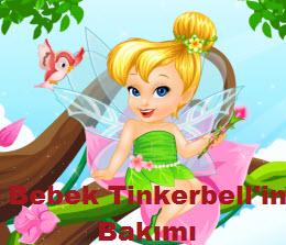 Bebek Tinkerbell'in Bakımı