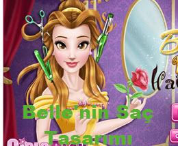 Belle'nin Saç Tasarımı