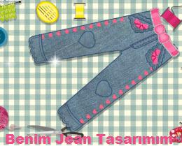 Benim Jean Tasarımım