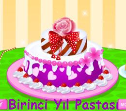 Birinci Yıl Pastası