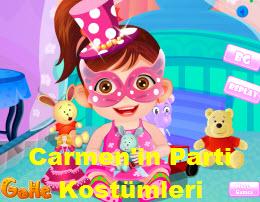 Carmen'in Parti Kostümleri