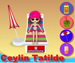 Ceylin Tatilde