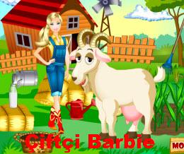 Çiftçi Barbie