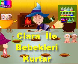 Clara  İle Bebekleri  Kurtar