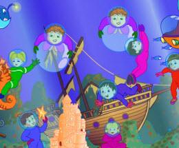 Deniz Altı Çocukları
