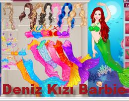 Deniz Kizi Barbie Oyna