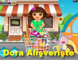 Dora Alışverişte