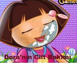 Dora'nın Cilt Bakımı