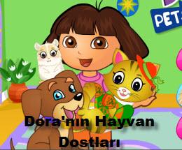 Dora'nın Hayvan Dostları