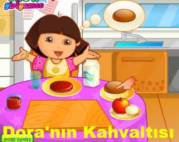 Dora'nın Kahvaltısı