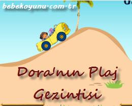Dora'nın Plaj Gezintisi