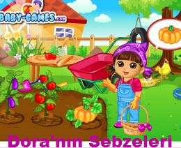 Dora'nın Sebzeleri