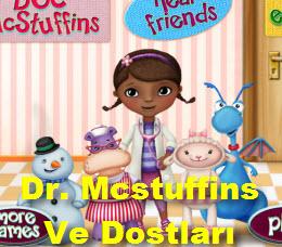 Dr. Mcstuffins Ve Dostları