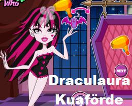 Draculaura Kuaförde