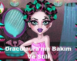 Draculaura'nın Bakım  Ve Stili